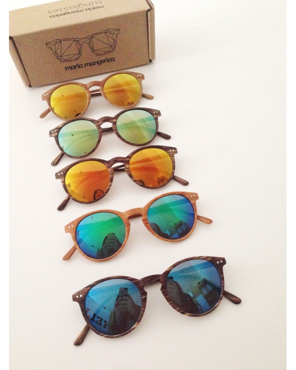 Casual Colours Wood