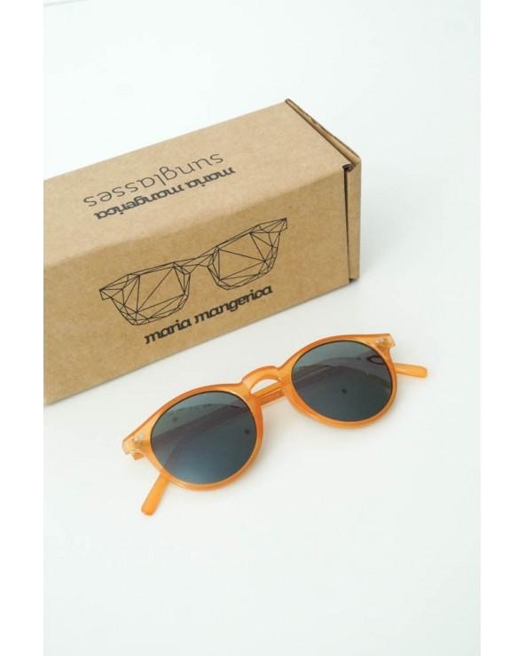 Óculos de Sol Round Smooth Colours